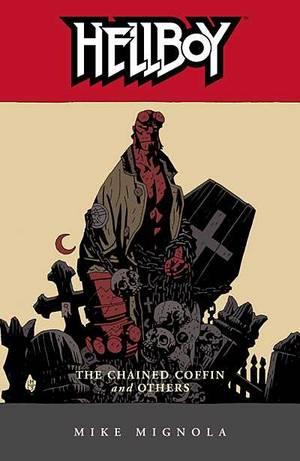 Hellboy er kanskje min favorittserie!