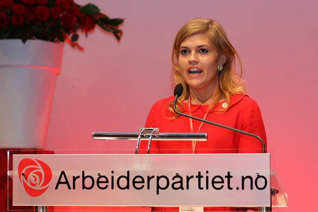 """Fritt etter Black Debbath: ''Det er problemer innad i AP"""" (Troms Arbeiderparti, via Flickr)"""