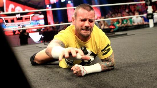 Kneet mitt er aue! (WWE)