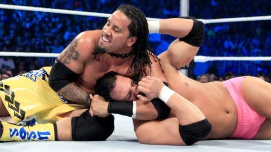 Wrestlingfact #31: Ingen har så sterke kranier som   polynesere. (WWE)