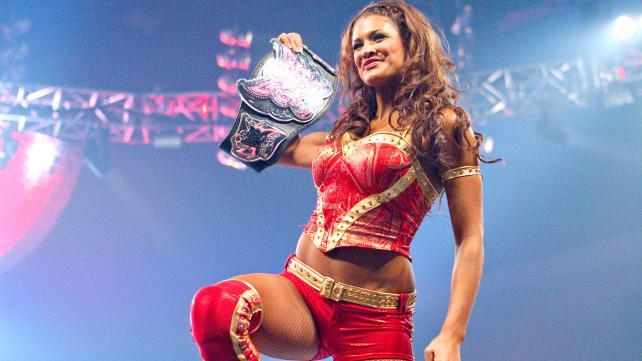 Showet der vi sier farvel til jent som alltid levde opp til refrenget i kjenningsmelodien sin: She looks good to me (WWE)