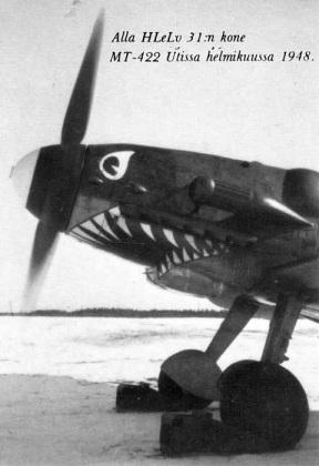 Bilde av haikjeften fra en gammel finsk bok, funnet på et finsk nettforum