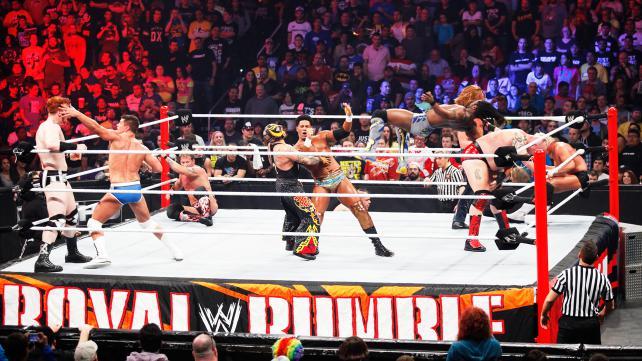 Royal Rumble 2013 (WWE)