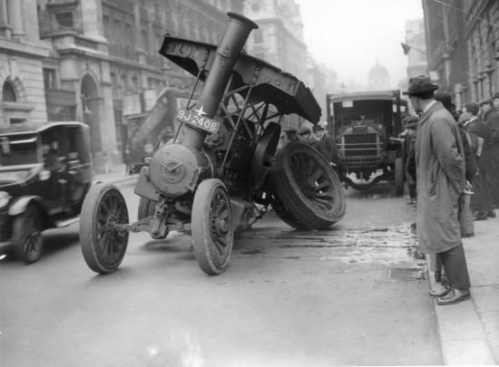 Reserverhjulet er av polsk fabrikat