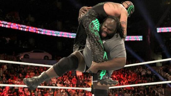 Vælas stærkast kæll! (WWE)