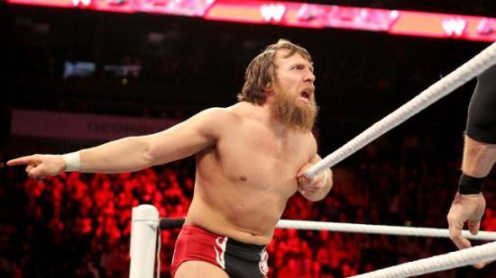 Tenk så mye rart som lever i det skjegget! (WWE)