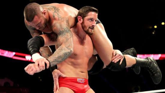 Rule Britannia (så lenge det varer) (WWE)