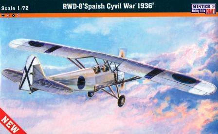 M*stercraft RWD Spanish Civyl War (1936)