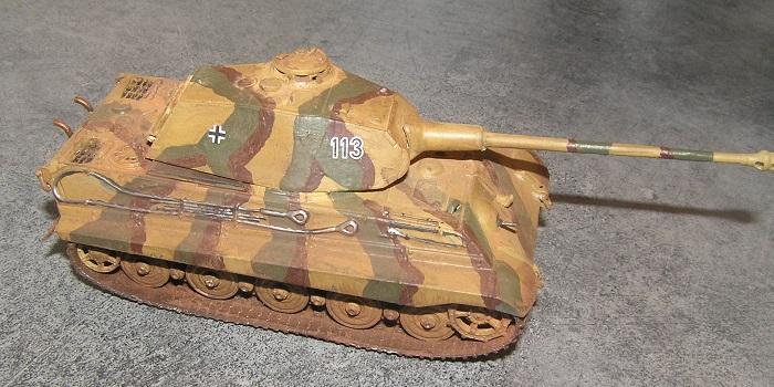 Tiger II!