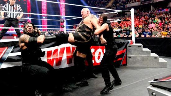 Justismord! (WWE)