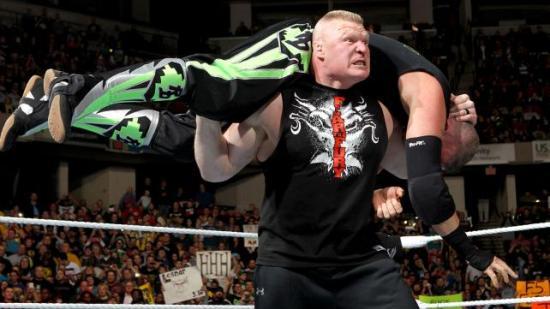 Trykk F5 for å oppdatere feiden (WWE)