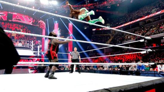 I'll use Jump, good ol' reliable Jump never lets me down... (WWE)