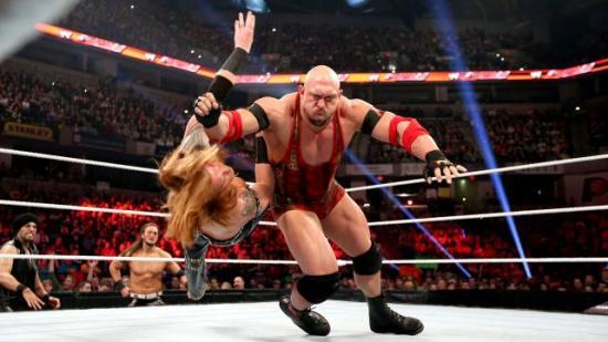 Incomming! (WWE)