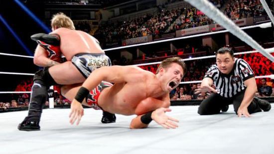 Denne kiropraktortimen SUGER! (WWE)