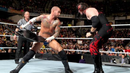 Jeg er Straight Edge og Ateist, jeg tror ikke på den Judeo-kristne forestillingen om Helvete,  du har ingen makt over meg! (WWE)