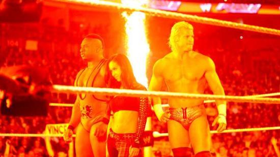 Er det for sent å foreslå at vi bare skal være venner...? (WWE)