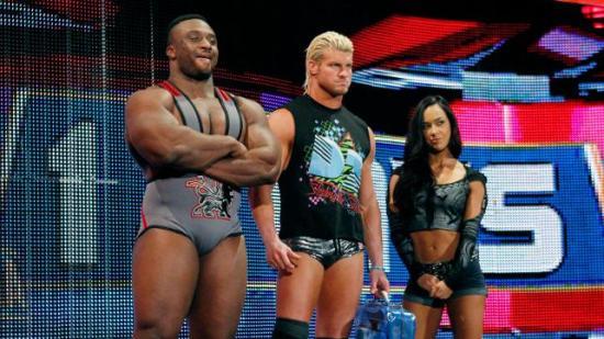 Er det mulig å ikke like denne trioen? Nei, tenkte meg det! (WWE)