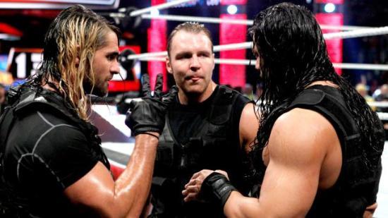 Sitrap: Han store kan ikke røre seg, han lille har ingen personlighet og han med håret er muligens hjerneskadet. Enkel operasjon. (WWE)