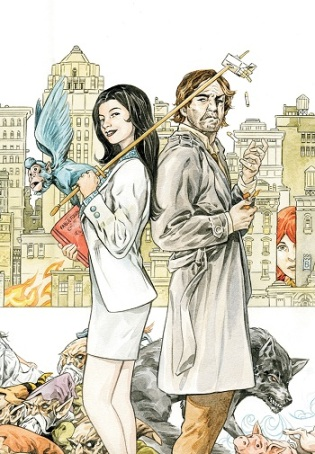 Snow White & The Wolf (Vertigo)