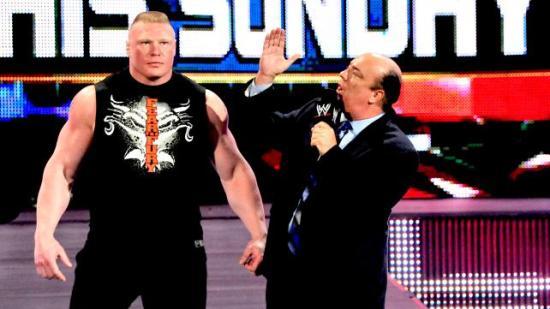 My client: Brrrrrrrock LES-NAR!! (WWE)