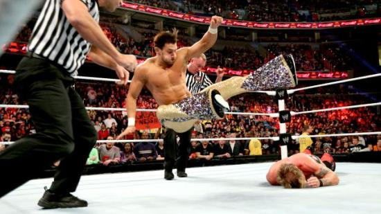 Dance like nobody's watching! (WWE)