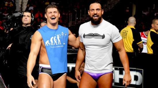 Fordi de er venner! (WWE)