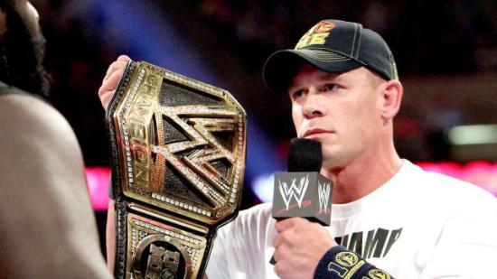 Bare fordi jeg har vunnet dette beltet 10 ganger før  betyr det ikke at jeg ikke setter pris på det Mark.. (WWE)