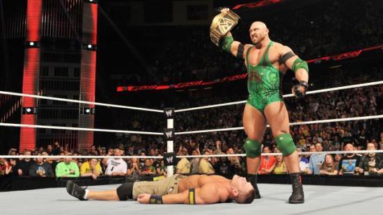 Dette kan bli interessant... (WWE)