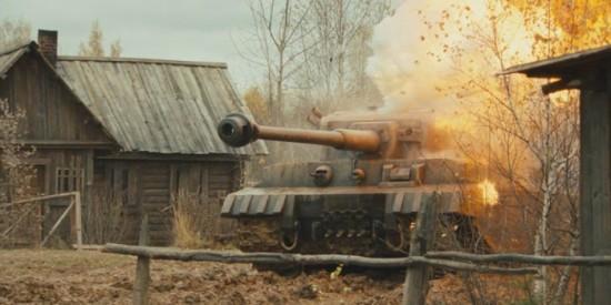 Se, en tigrete T-34!