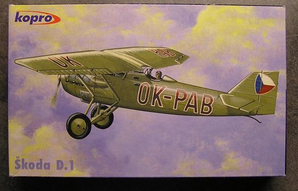 Boksen, med bilde av OK-PAB