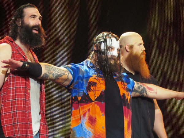 Bray Wyatt & The Family (NXT/WWE)