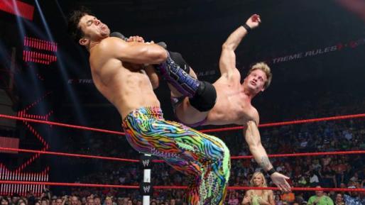 Livet er en dans på kjever (WWE)