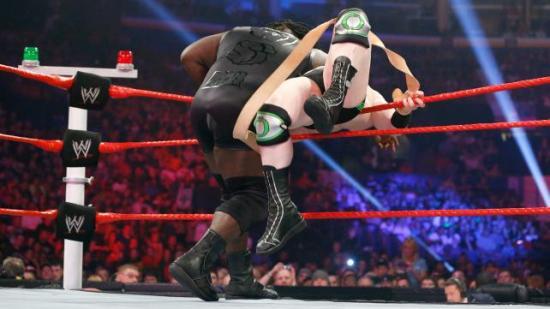 Men fikk Sheamus de grønne lampene fordi han er face, eller fordi han er irsk? (WWE)