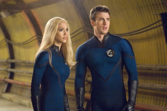 Ser du ikke familielikheten? (Fra Fantastic Four and the Rise of the Silver Surfer - 20 Century Fox)
