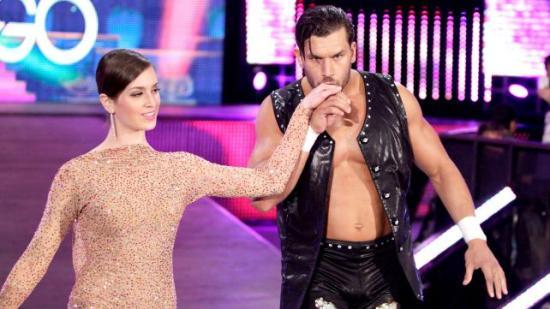 Pretty woman, da-da-daa-da-da... (WWE)