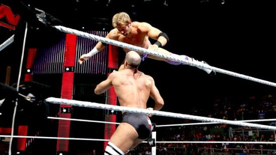 Very European Uppercut (WWE)
