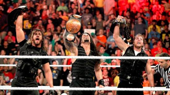 Now, do you finally BELIEVE IN THE SHIELD? (WWE)
