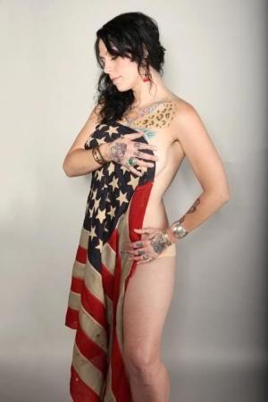 Danielle C-C fra American Pickers