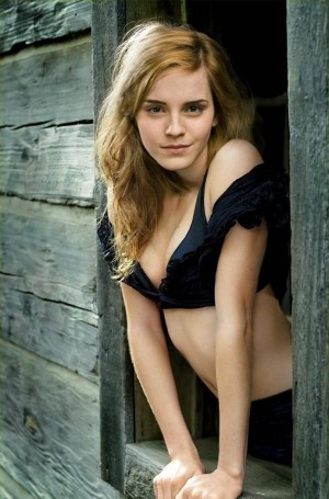 Hermione, all grown up...