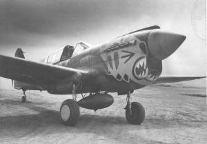 P-40E fra 11. FS