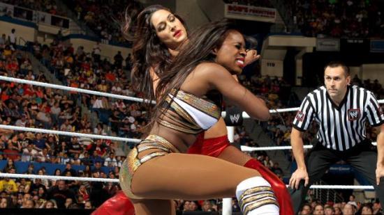 Jeg savner cheerleader-temaet til Funkadactylene... :(  (WWE)