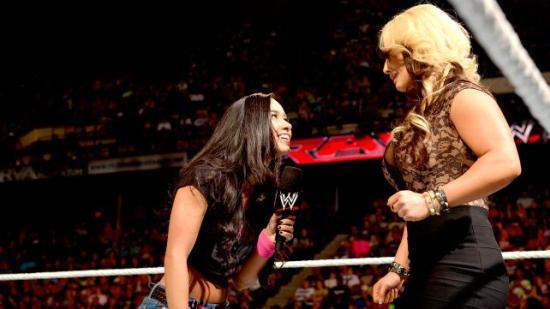 Ex-bestevenninner er de beste former for dødsfiender (WWE)