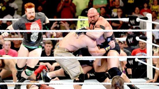 WHARRGARBL!! (WWE)