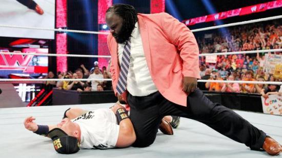 Damn puppets! (WWE)