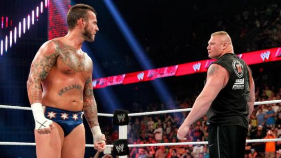 The Best in The World vs. The Beast Incarnate? I like it! (WWE)