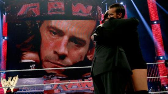 Alt er tilgitt (?) gamle venn... (WWE)