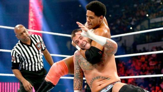 Darren Young - Kompetent wrestler, uvant posisjon for ham det! (WWE)