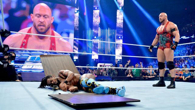 Takk for innsatsen (WWE)