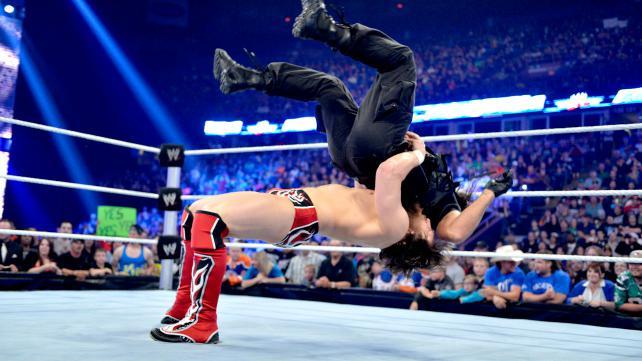Ikke det svakeste leddet (WWE)