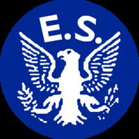 Jakkemerket til Ørneskavdronene i RAF (Wikipedia)